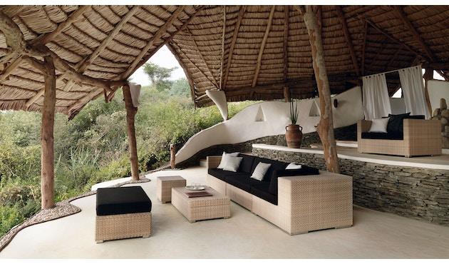 Dedon - Lounge ligstoel - 2
