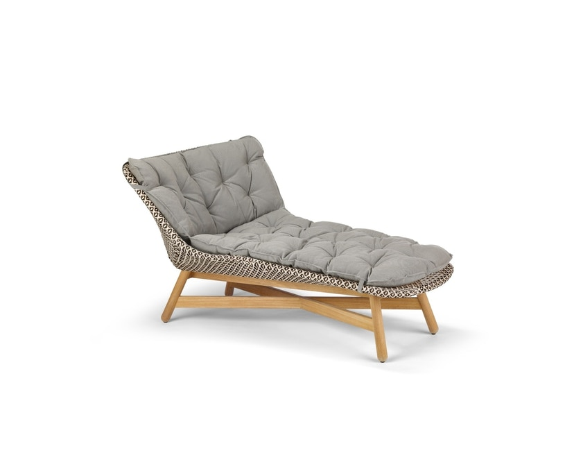 Dedon - Mbrace Daybed - 115 Pepper - 1