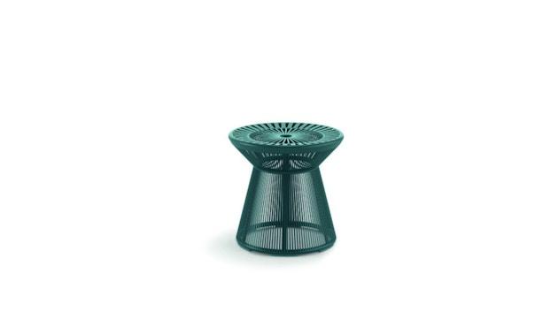 Dedon - Cirql Kruk - onyx/carbon - zonder zitkussen - 1