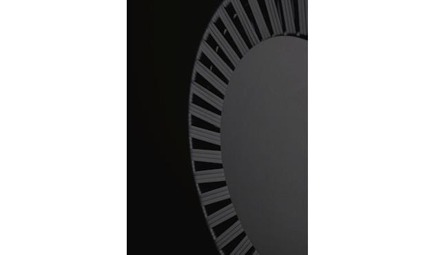 Dedon - Cirql Kruk - onyx/carbon - zonder zitkussen - 2