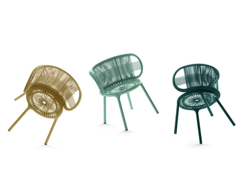 Dedon - Cirql Lounge Chair - 5