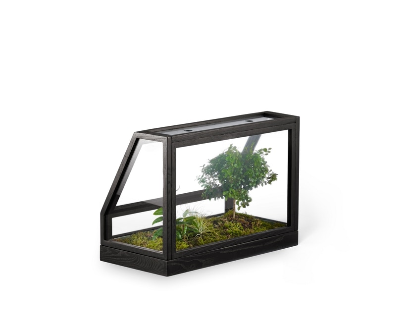 Design House Stockholm - Greenhouse Mini broeikas - grijs - 2