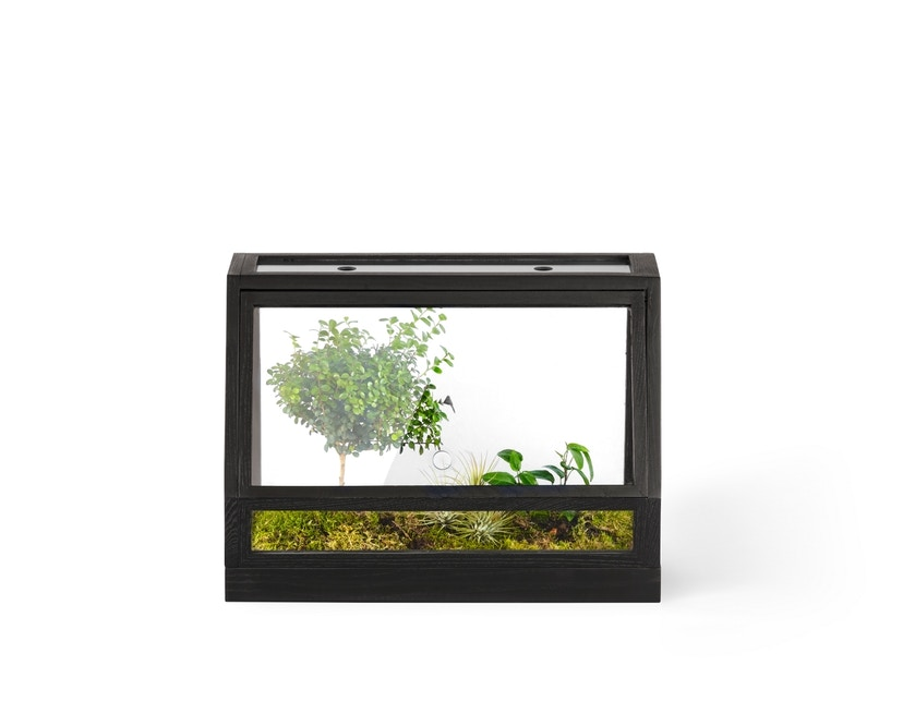 Design House Stockholm - Greenhouse Mini broeikas - grijs - 5