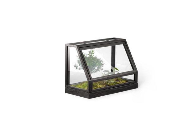 Design House Stockholm - Greenhouse Mini broeikas - grijs - 3