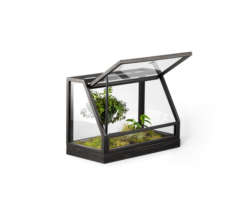 Design House Stockholm - Greenhouse Mini broeikas - grijs - 4