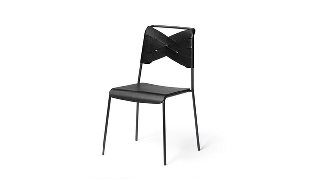 Design House Stockholm - Torso Stuhl - schwarz/ schwarz - 5