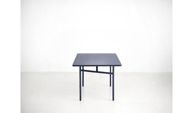 Woud - Diagonal Tisch - Midnight blue - 3