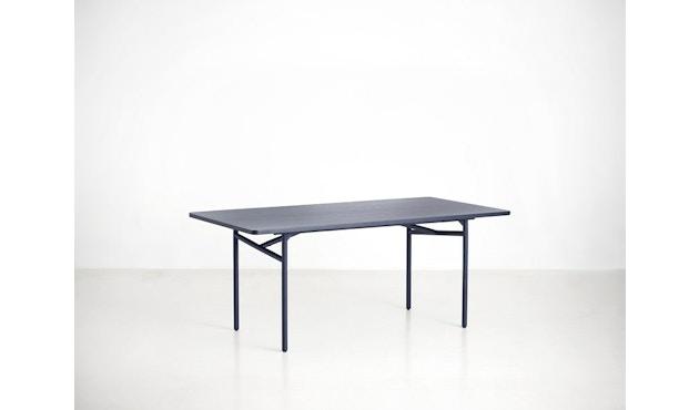 Woud - Diagonal Tisch - Midnight blue - 4