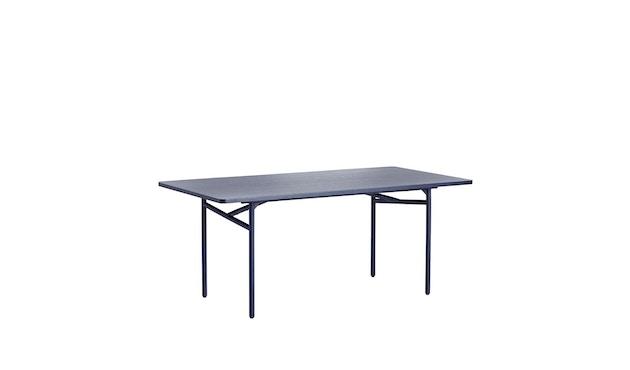 Woud - Diagonal Tisch - Midnight blue - 1