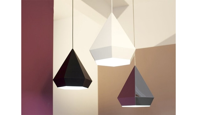 NEO/CRAFT - Diamond hanglamp - geel - 5