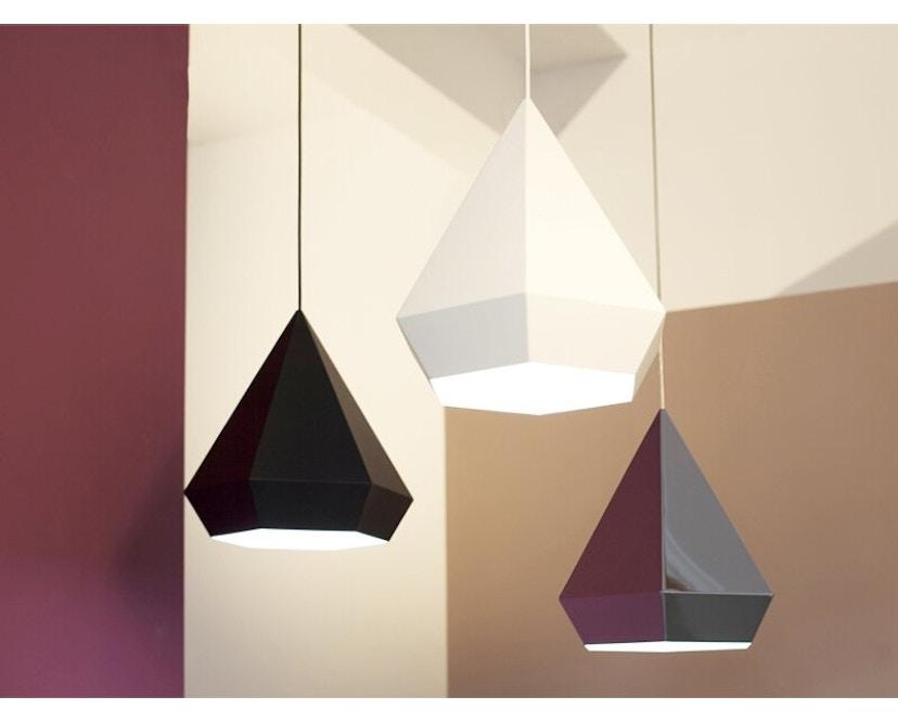 NEO/CRAFT - Diamond hanglamp - geel - 5