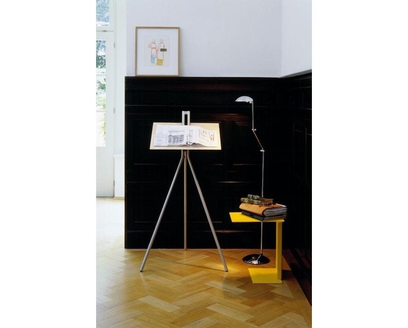 Classicon - Diana B Beistelltisch - ozeanblau RAL 5020 - 3
