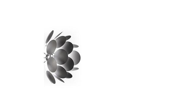 Marset - Discoco A Wandleuchte - grau matt - 1