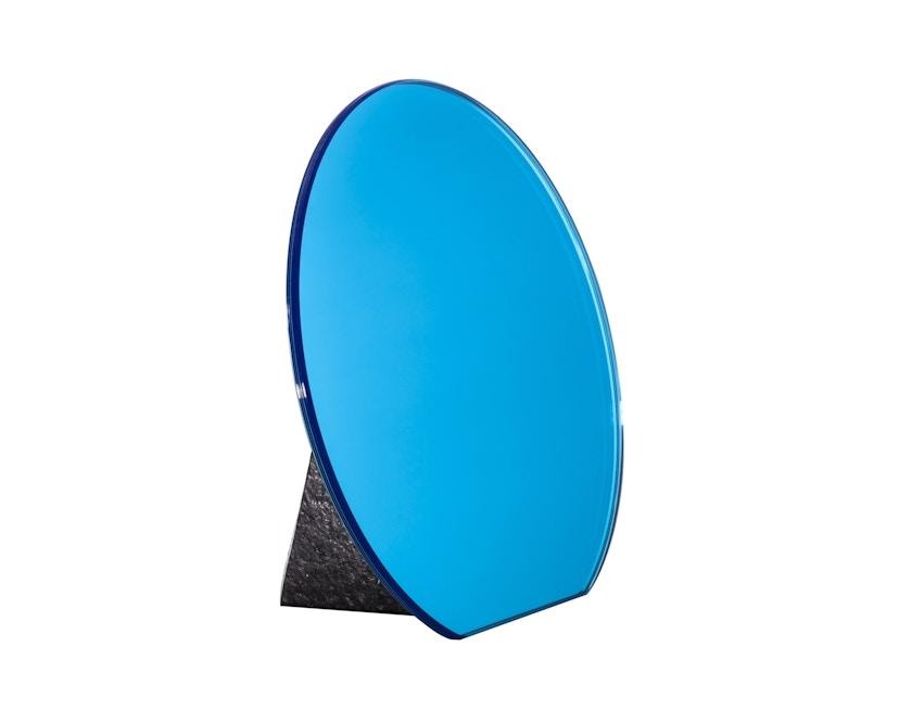 Pulpo - DITA Tischspiegel - kobaltblau - 1