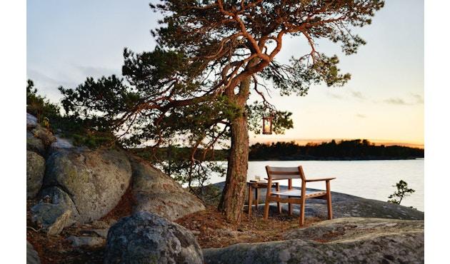 Skargaarden - Djurö Tisch rund - 2