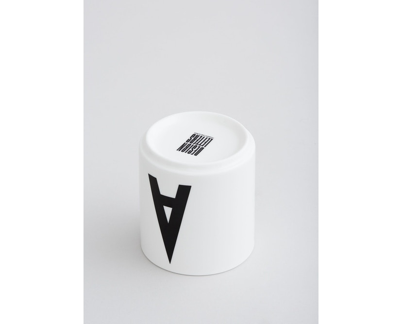 DESIGN LETTERS - Personal Porzellanbecher  - 4