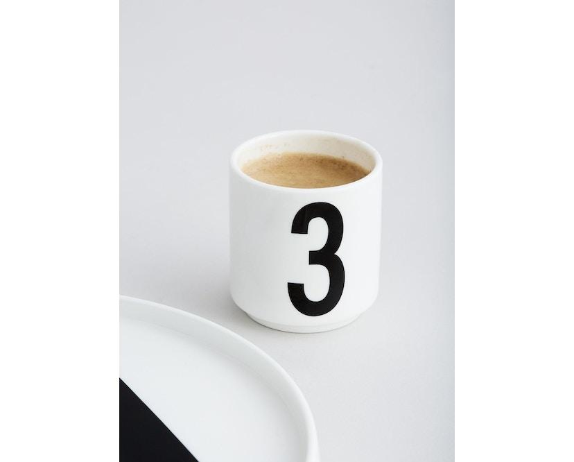 DESIGN LETTERS - Espresso Becher Set - 8