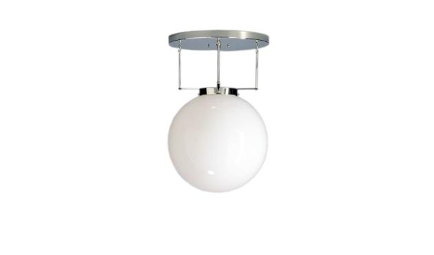 Tecnolumen - DMB 26 Bauhaus-Deckenleuchte - Metall vernickelt - Ø 25 cm - 2