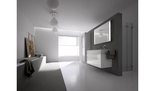 Tecnolumen - DMB 26 Bauhaus-Deckenleuchte - Metall vernickelt - Ø 25 cm - 4