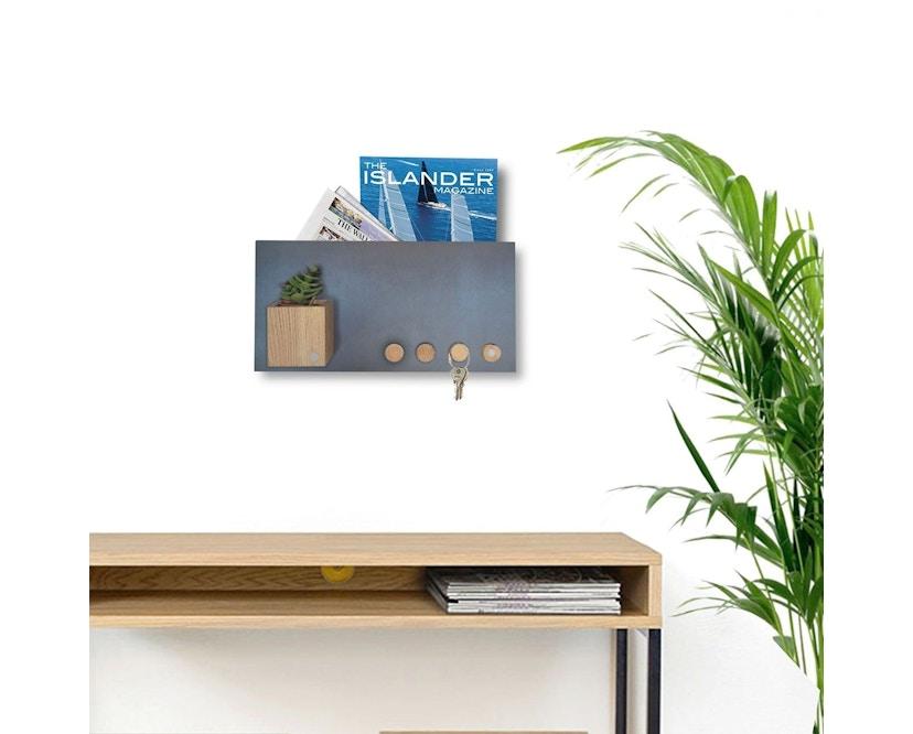 Mail holder -