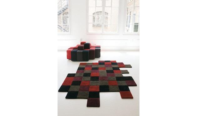 Nanimarquina - Do-Lo-Rez vloerkleed - 207 x 253 cm - rood - 2