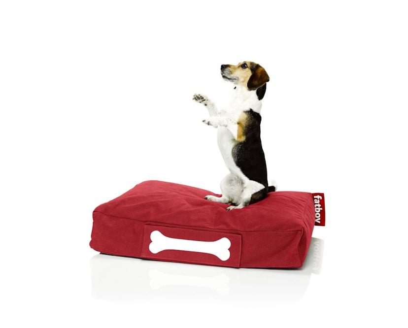 fatboy - Doggielounge Hundekissen - S - Red - 2