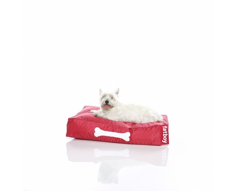 fatboy - Doggielounge Hundekissen - S - Red - 3