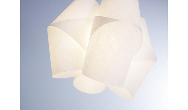 Domus - Julii Pendelleuchte - klein - Textilkabel anthrazit - 5