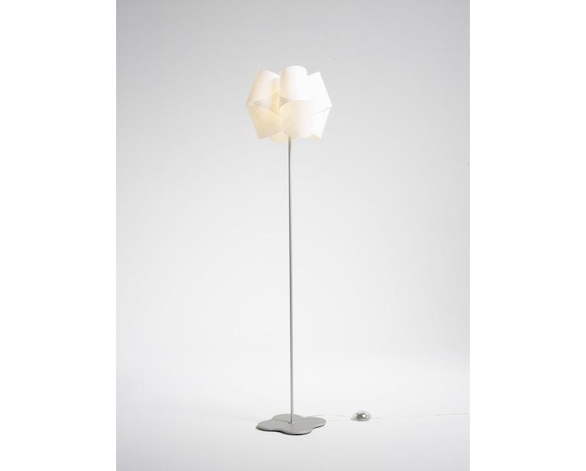 Domus - Julii vloerlamp - aluminium - 4