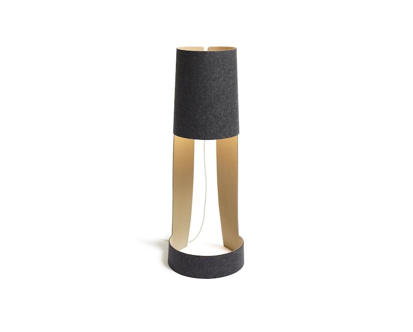 Domus - Mia XL Stehleuchte - graphit/stone - 1