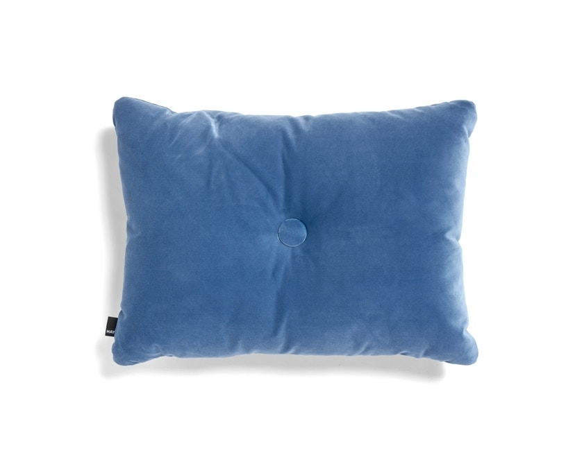 HAY - Dot Kissen Soft - blue - 1