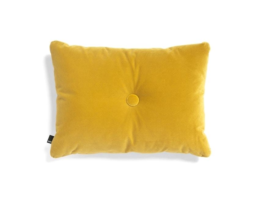 HAY - Dot Kissen Soft - yellow - 1