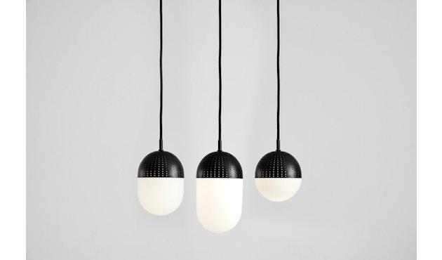 Woud - Dot pendellamp - 50 x 50 cm - zwart - 3