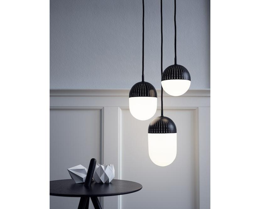 Woud - Dot pendellamp - 50 x 50 cm - zwart - 4
