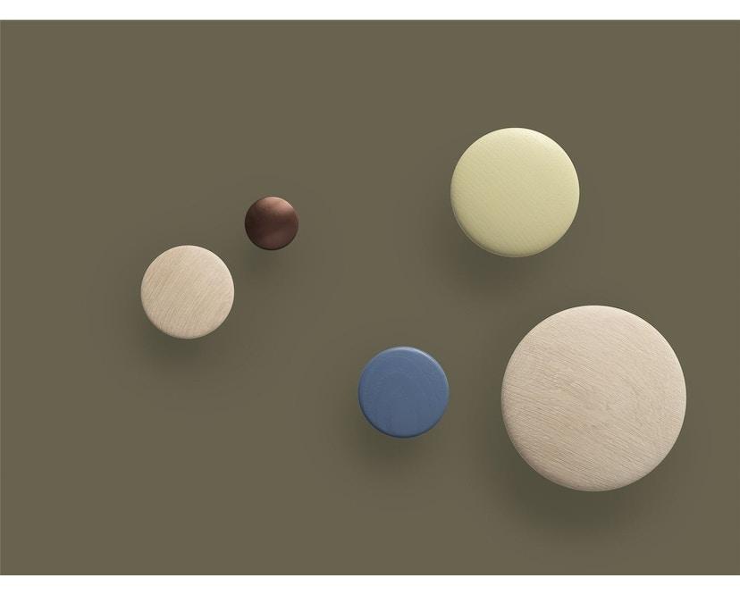 Muuto - The Dots Metall - umber - Set - 5