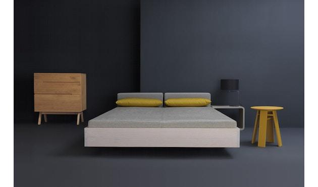 Zeitraum - Doze bed - 100 x 200 cm - Es - Canvas - grijs - 3