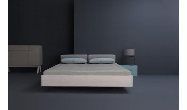 Zeitraum - Doze bed - 100 x 200 cm - Es - Canvas - grijs - 4
