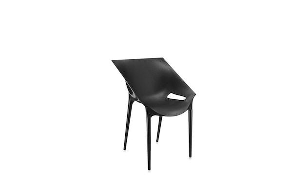 Kartell - Dr. YES stoel - zwart - 3