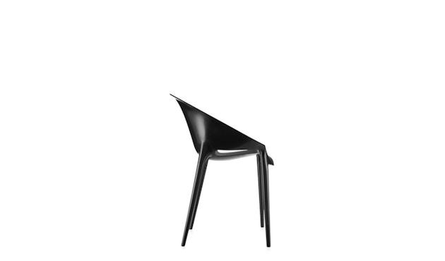 Kartell - Dr. YES stoel - zwart - 5