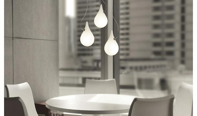 Next - Liquid Light Drop LED kroonluchter xs drie lampen - 4
