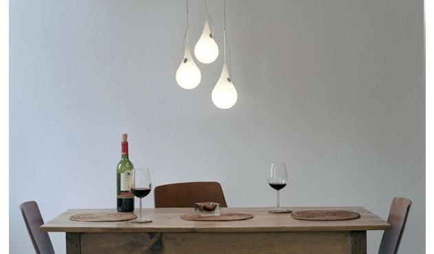 Next - Liquid Light Drop LED kroonluchter xs drie lampen - 3