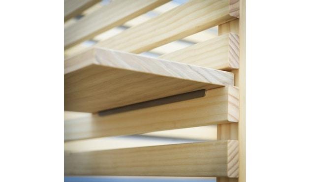 Weltevree - Patio High Back Shelf Wandregal - 5