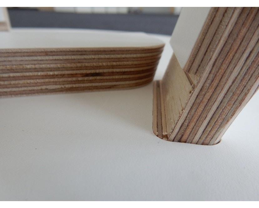 Tojo - Rund Tisch - weiß - 40 cm - 4