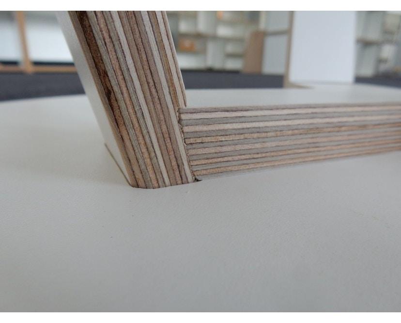 Tojo - Rund Tisch - weiß - 40 cm - 5