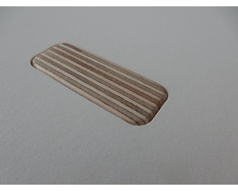 Tojo - Rund Tisch - weiß - 40 cm - 6