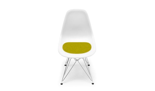 Hey-Sign - Sitzauflage Eames Plastic Sidechair - 25 verde mit Antirutsch - 1