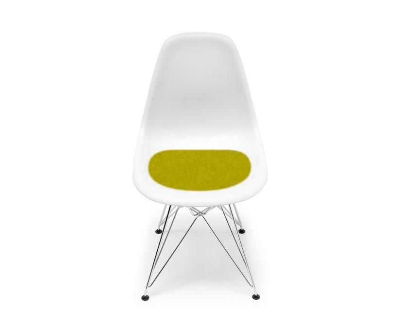 Hey-Sign - Coussin d'assise pour Eames Plastic Sidechair - 25 vert - 1