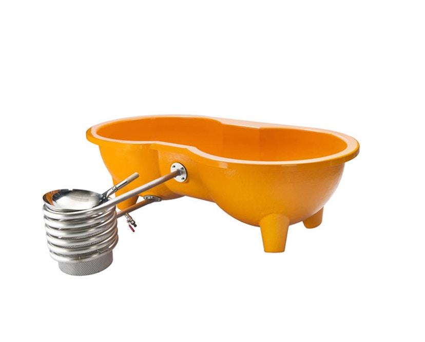Weltevree - Dutchtub Loveseat - orange - 1