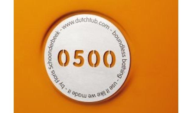 Weltevree - Dutchtub Original Wanne - orange - 9