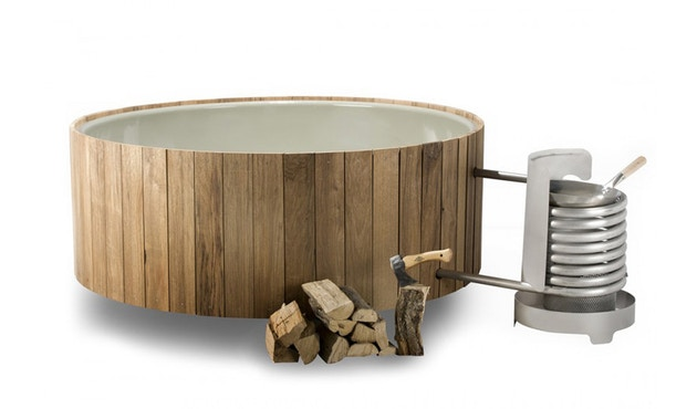 Weltevree - Dutchtub Wood kuip - 1